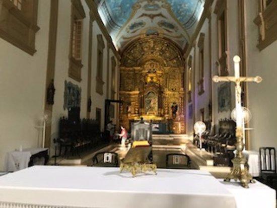 Se Church : Altar