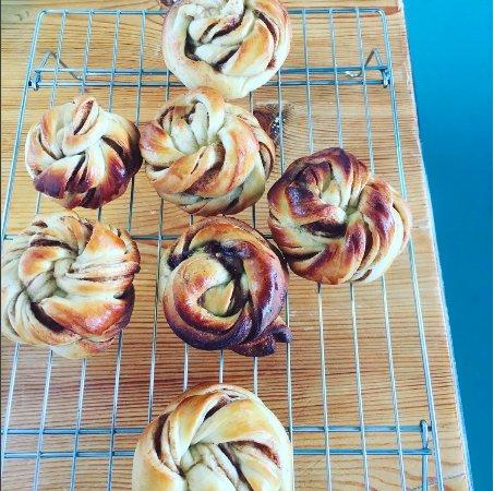 Bake with Maria: Cinnamon twisters!