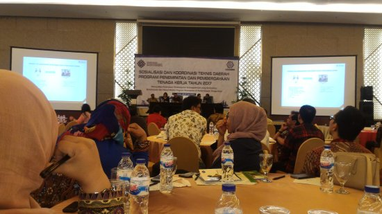 Grand Clarion Hotel & Convention Makassar: P_20170426_095836_large.jpg