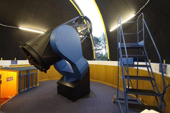 Sutton in Ashfield, UK: The Observatory's 24 inch Newtonian Reflector