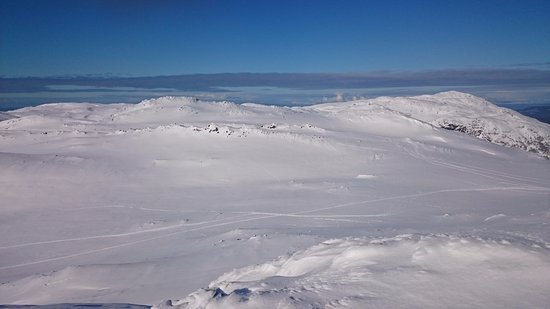 Stord Municipality, Norway: View northwest