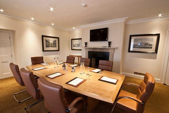 Calne, UK: Meeting Facilities at Bowood