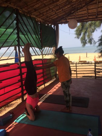 Patnem, India: Lotus Oasis Beach Huts Resort