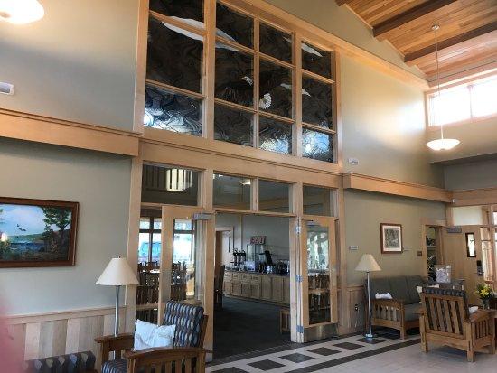 Howard, PA: Nature Inn at Bald Eagle