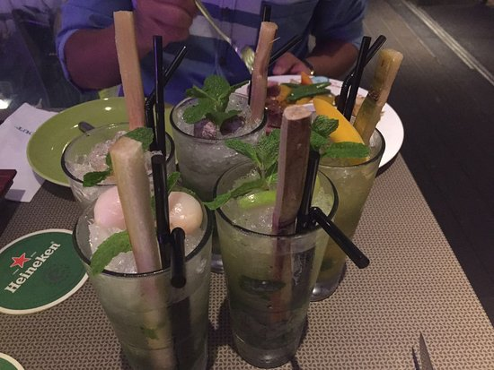 Souled Out: Multiple Mojito
