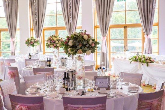 Calne, UK: Beautiful wedding and function facilities at Bowood