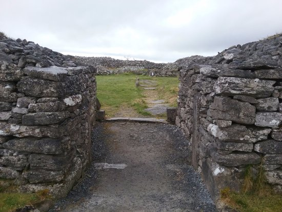 Caherconnell, Ireland: Entrance