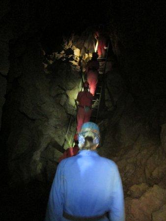 Roznava, سلوفاكيا: Walk through Krasnohorska Cave