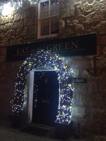 Ellon, UK: Eat on the Green