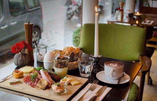 Juliette Cafe & Brasserie: Juliette Brunch :)