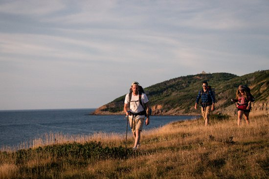 Margaree Forks, Canadá: Coastal hike in the Highlands