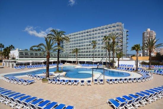 Hotel Samos Magalluf Spanien Omd 246 Men Och