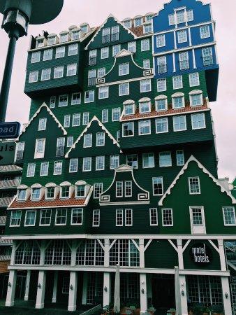 Inntel Hotels Amsterdam Zaandam: L'hotel