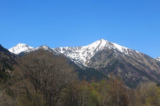 Mercus-Garrabet, France: Montañas. Blog: unachicatrotamundos.com