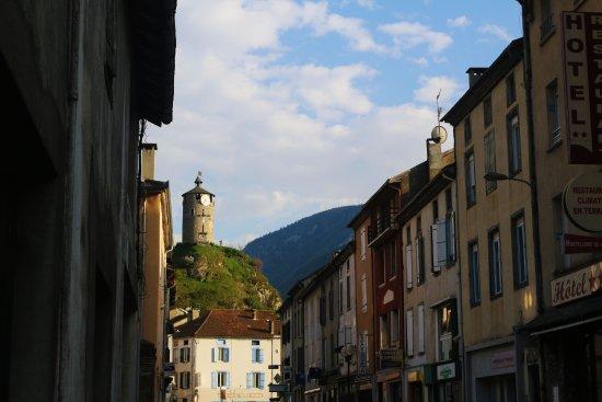 Mercus-Garrabet, França: Tarascon-sur-Ariège. Blog: unachicatrotamundos.com