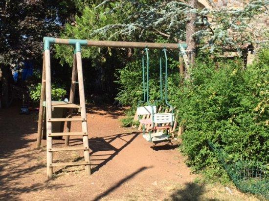 Taradell, España: Zona niños