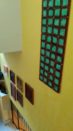 hotel de prati decoracin escalera