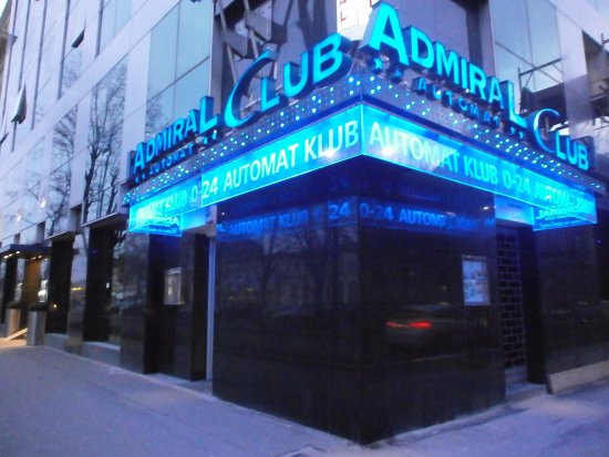 Admiral Automat Club Central