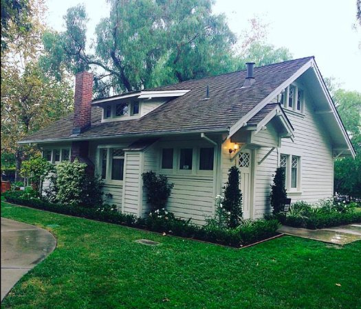 Yorba Linda, Kalifornien: Richard Nixon's childhood home