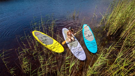Southport, Северная Каролина: SUP Stand Up Paddle Board Rentals