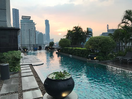 Banyan Tree Bangkok - Picture of Banyan Tree Bangkok ...