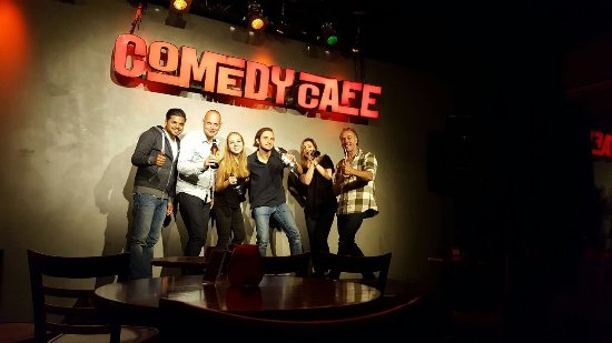 ‪Comedy Cafe Amsterdam‬
