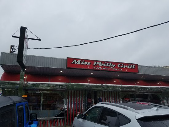 Huntingdon Valley, Pensilvania: Miss Philly Grill