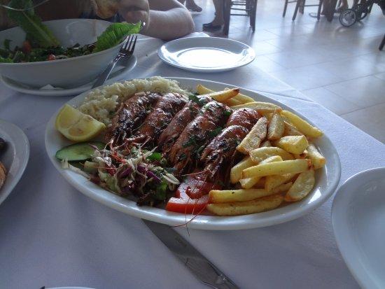 Gazi, Greece: Креветочки)