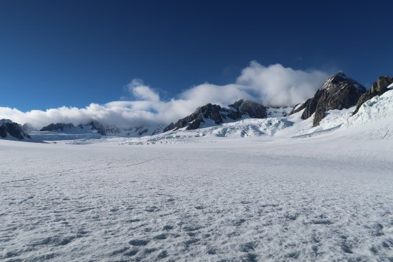 Fox Glacier, نيوزيلندا: Fox glacier