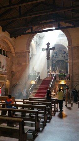 Interno Picture Of Basilica Santuario Di Santo Stefano