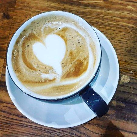 Blaenau Ffestiniog, UK: Local Coffee - Dwyfor Coffee