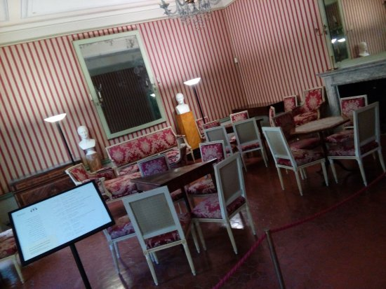 1 salon picture of maison bonaparte ajaccio tripadvisor for Ajaccio location maison