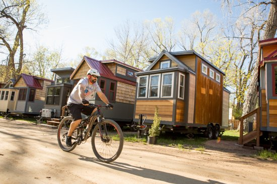 Weecasa Tiny House Resort Updated 2017 Campground Reviews Lyons Co Tripadvisor