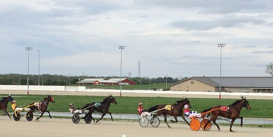 ‪‪Lebanon‬, ‪Ohio‬: Harness racing‬