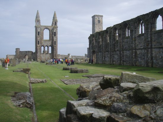 Guided Tours of St Andrews