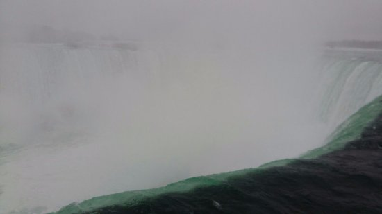 Zoom Tours: Niagara Falls on a rainy day