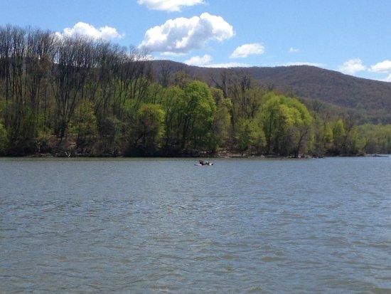Cold Spring, NY: boat ride