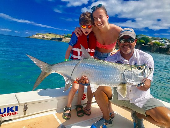 Caribbean fishing academy charters san juan all you for Fishing in san juan puerto rico