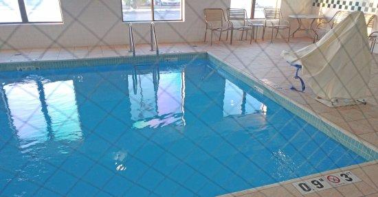 Περού, Ιλινόις: Indoor pool