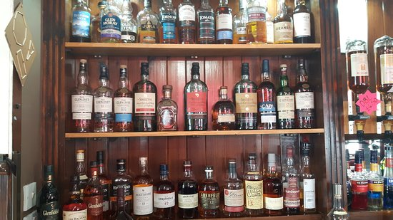 Keith, UK: More than 35 Malts to choose from!