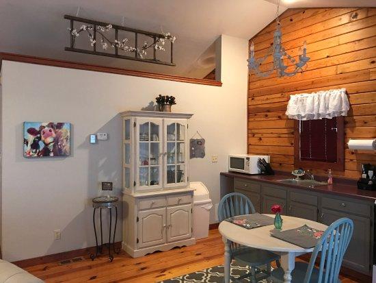 Cherryville, Missouri: Jude'a Dream Queen Suite