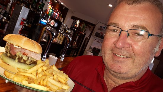 Keith, UK: Best burgers and service with a smile😊