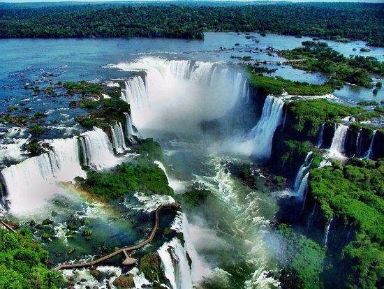 """Puerto Iguazu, Argentinië: No lo llames sueño!!! Llamalo: """"PRÓXIMO VIAJE"""""""