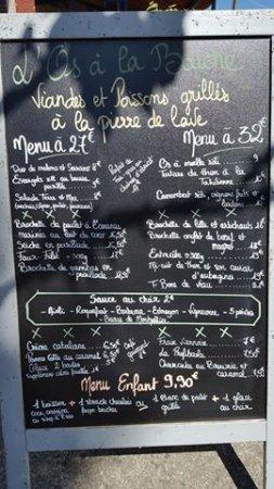Tautavel, Prancis: Nouvelle carte et Nouvelle formule ! en restaurant dès le 22 Avril 2017 !