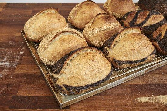 Sourdough Breads made fresh daily