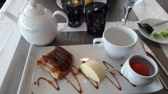Quiberville, Frankrike: Thé gourmand
