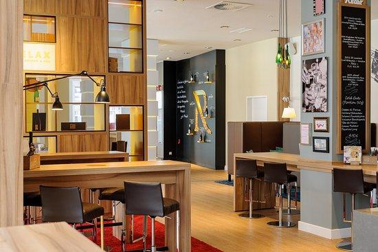 Relax food drinks you cologne restaurant avis for Cuisine you avis