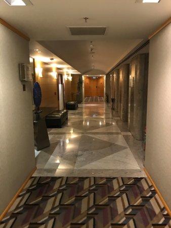 Hilton Sao Paulo Morumbi: Corredor