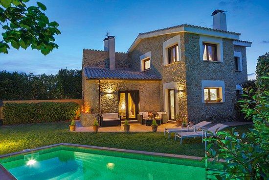 Madremanya, Spanien: Pool Villa