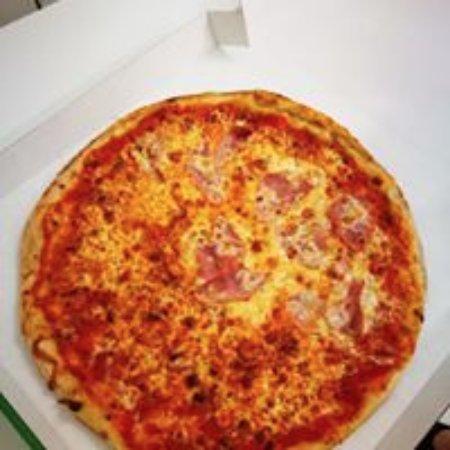 Wesel, Alemania: Pizza 40cm